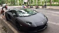 """Sau vụ cháy vào năm 2018 tại Đà Nẵng, Lamborghini Aventador mui trần tái xuất với phong cách """"Batman"""""""