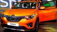 MPV 7 chỗ siêu rẻ Renault Triber 2019 đặt chân đến Đông Nam Á, chuẩn bị cho ngày ra mắt