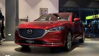 Mazda6 2019 phiên bản tăng áp chính thức ra mắt Đông Nam Á với giá 1,01 tỷ đồng