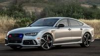 Gặp gỡ chiếc xe bọc giáp nhanh nhất thế giới - Audi RS7 độ với tốc độ 325 km/h