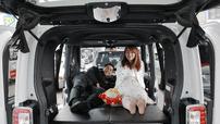 """Công ty Nhật Bản ra mắt dịch vụ thuê """"xe ô tô kiêm phòng khách sạn"""" cho người thích đi xa"""