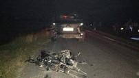 Hà Tĩnh: Xe ô tô con biển Hà Nội đâm chết 3 cháu bé trên xe đạp điện tại Cẩm Xuyên