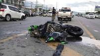 """Cậu bé 13 tuổi """"cưỡi"""" Kawasaki ZX-10R gây tai nạn ở vận tốc lên đến 150 km/h"""