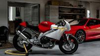 Trở lại quá khứ với bản độ Honda RC 164 từ mẫu Sport bike CBR600F4i