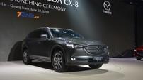Được mở bán đúng 8 ngày cuối tháng 6, Mazda CX-8 đạt doanh số 350 xe
