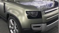 Xe việt dã biểu tượng Land Rover Defender 2020 sẽ có cả phiên bản 8 chỗ ngồi