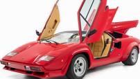 Lamborghini Countach của cựu tay đua F1 Mario Andretti đang rao bán với giá gần nửa triệu đô la