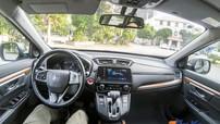 Hướng dẫn kích hoạt hệ thống tự động kéo phanh tay điện tử khi dừng xe tắt máy trên Honda CR-V Turbo 2019