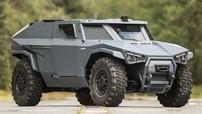 """Arquus Scarabee - Phương tiện quân sự hầm hố với khả năng """"đi sang ngang"""" của Volvo"""