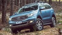 Ford Everest 2019 được bổ sung hàng loạt công nghệ an toàn tiêu chuẩn mới