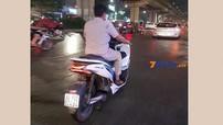 Bắt gặp Honda PCX Electric chạy thử trên đường phố Hà Nội
