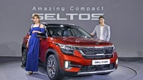 """SUV cỡ B """"ngon, bổ, rẻ"""" Kia Seltos 2020 """"bán chạy như tôm tươi"""" dù mới ra mắt"""