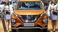 """Cận cảnh Nissan Livina 2019 - """"anh em song sinh"""" của Mitsubishi Xpander - có thể về Việt Nam trong tương lai"""