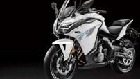 CFMoto 650GT chính thức ra mắt, đe dọa vị trí của Kawasaki Ninja 650