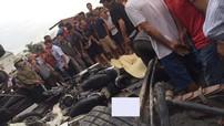 Hải Dương: Đám đông đứng xem tai nạn giao thông bị xe tải lao đến và tông tử vong 5 người