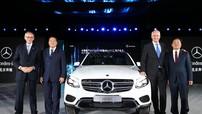 Sau Geely, lại có thêm hãng xe Trung Quốc mua cổ phần của Daimler - tập đoàn sở hữu Mercedes-Benz