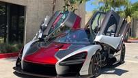 Rao bán với giá 32,5 tỷ đồng, chiếc siêu xe McLaren Senna này có chương trình phát triển rất đặc biệt