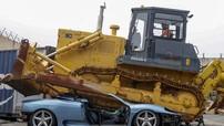 Đau lòng trước cảnh một chiếc Ferrari 360 Spider bị nghiền nát ở Philippines do trốn thuế nhập khẩu