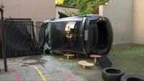Muốn thoát chết khi rơi từ độ cao 12 m xuống đất, hãy mua Tesla Model 3!