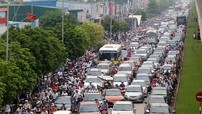Hà Nội lên kế hoạch thu phí ô tô vào nội thành từ đường vành đai 3