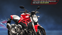 Xe phân khối lớn Ducati chính thức được bán trực tuyến qua nền tảng Adayroi của VinGroup