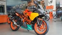 KTM RC 390 phiên bản MotoGP Edition 2019 tại Việt Nam được chào bán với mức giá 151 triệu đồng