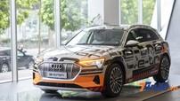 Đánh giá nhanh Audi e-Tron - ô tô điện tràn ngập công nghệ và an toàn mới đến Việt Nam