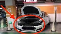 """Chủ xe Tesla nhận quả báo vì """"đỗ xe ở trạm Supercharger mà không sạc"""""""