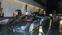 """Cận cảnh dàn siêu xe của nhà giàu Việt được đỗ vị trí """"VIP"""" khi đến tham dự đám cưới Cường """"Đô-la"""""""