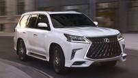 """""""Chuyên cơ mặt đất"""" Lexus LX 2020 trình làng với phiên bản Sport thể thao hơn"""