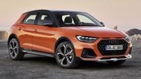 Hatchback hạng sang Audi A1 CityCarver lộ diện: Vẻ ngoài mạnh mẽ, thể thao như SUV