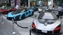 Dàn siêu xe McLaren của giới nhà giàu Singapore tụ tập xem bom tấn Fast & Furious: Hobbs & Shaw