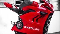 Đây là bộ máy tính mang diện mạo của siêu mô tô Ducati Panigale V4R đẹp hớp hồn người nhìn