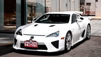 Siêu xe LFA - Chiếc Lexus phiên bản giới hạn hiếm hoi của hãng xe Nhật Bản