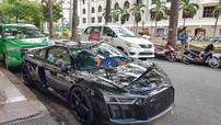 """Để mua Ferrari 488 Spider, Cường """"Đô-la"""" bán lại siêu xe Audi R8 V10 PLus"""