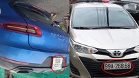 Cục Đăng kiểm Việt Nam ra thông báo về biển số đẹp trùng nhau của Porsche Macan và Toyota Vios