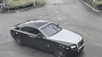 Kịch bản cướp xe Rolls-Royce Ghost như phim hành động của 3 kẻ gian