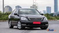 """Khám phá Lexus LS 430 2006 - """"xe nhà giàu"""" một thời nay có giá chỉ ngang ngửa ô tô cỡ B"""