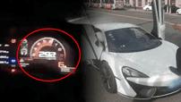 Khoe video lái siêu xe McLaren 570S mượn của anh trai lên tốc độ 292 km/h, người em trả giá đắt