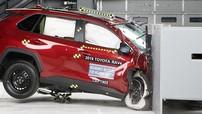 Toyota RAV4 2019 chính thức trở thành một trong những xe an toàn nhất với Top Safety Pick+