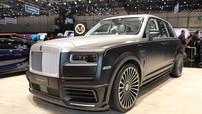 """Rolls-Royce Cullinan bản độ tỷ phú được rao bán với giá khiến """"nhà giàu cũng khóc"""""""