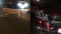 Nghệ An: Đang đi bộ về nhà, người đàn ông bị ô tô Honda CR-V tông tử vong