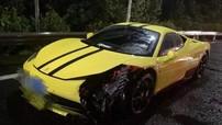 Đêm bão mượn siêu xe Ferrari 458 Italia của bạn để đua tốc độ, thiệt hại hơn 3 tỷ đồng