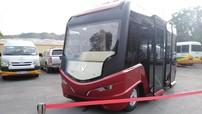 Thêm hình ảnh xe buýt điện VinFast, không giống phương tiện phục vụ giao thông công cộng