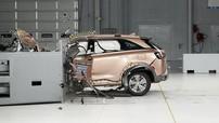 Hyundai Nexo 2019 là mẫu xe chạy pin hydrô đầu tiên nhận được Top Safety Pick+