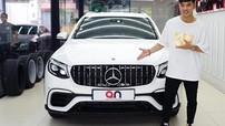 Sau 3 tháng mua Mercedes-Benz GLC 250, Ưng Hoàng Phúc quyết định độ lên body kit GLC 63