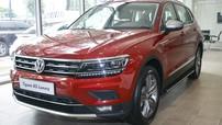 Volkswagen Tiguan Allspace bản cao cấp nhất có giá 1,849 tỷ đồng, cạnh tranh cùng Mercedes-Benz GLC