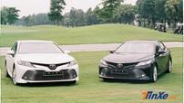 """Toyota Camry 2.0G - Xe sedan hạng D """"thiện lành"""" với giá rẻ hơn, ít tiện nghi hơn"""