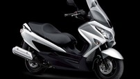 Suzuki phát triển xe ga Suzuki Burgman 180 cạnh tranh với Honda PCX 150 và Yamaha NMax 155