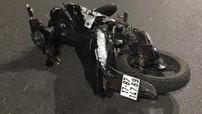 Thái Nguyên: Xe côn tay Yamaha Exciter chở 5 sinh viên tông vào dải phân cách, 4 người tử vong